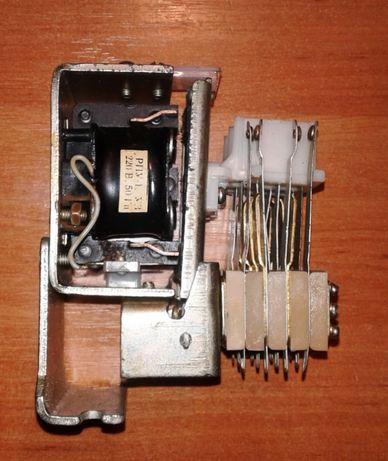 Реле РПУ-1- 363 220 вольт 50 Гц