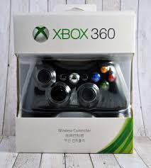 Джойстик для XBOX 360 Controller Wireless геймпад