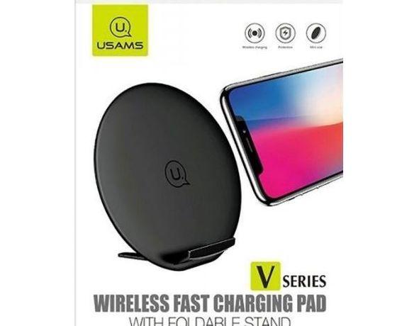 Беспроводное зарядное устройство Usams US-CD33 Wireless Fast