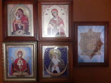 Иконы на стену, карманные одним лотом