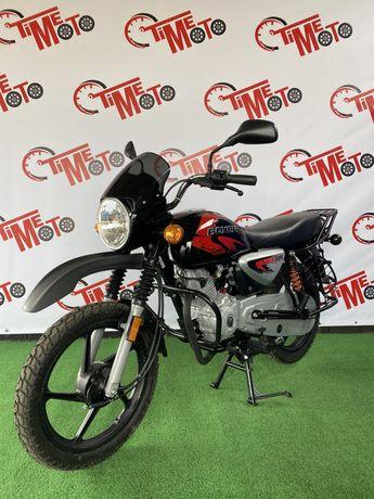 Мотоцикл Bajaj Boxer BMX 125 UG Баджаж Боксер