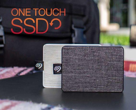 Внешний жесткий диск Seagate One Touch SSD USB 3.0 500GB НОВЫЙ