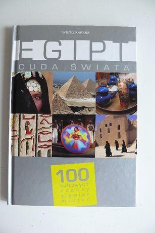 Egipt, cuda świata, kultowe rzeczy, miejsca, zjawiska