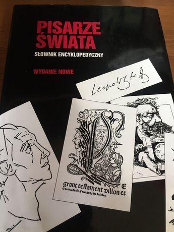 Pisarze swiata. Slownik encyklopedyczny