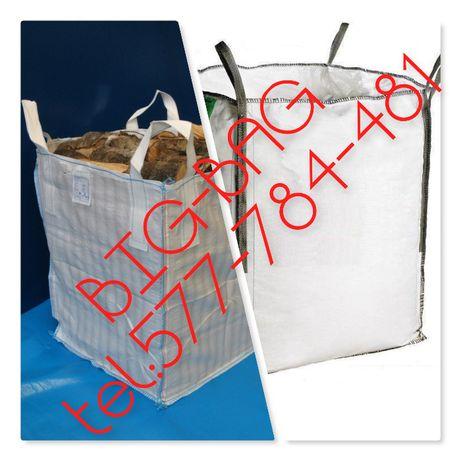 Worki Big Bag! Używane! na odpady drewniane! Trot! wióra! Hurtownia!