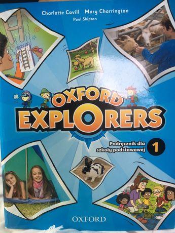 Oxford Explorers 1 - nowy podręcznik z CD