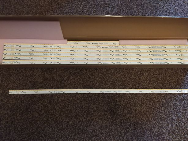 Listwa LED tridonic/geberit LLE 15x700mm. 3900lm