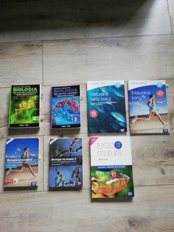 Podręcznik, książka Biologia. Zbiór zadań matura.