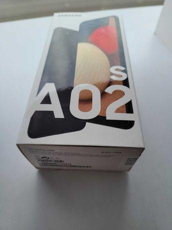 SAMSUNG GALAXY A02S nowy zapakowany karton