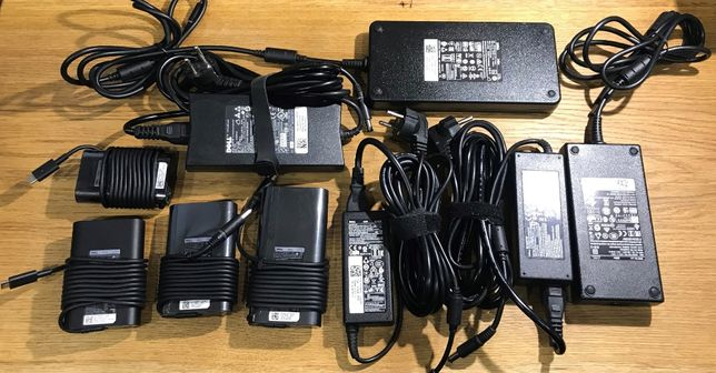 Блок питания Dell 45, 65, 90, 130, 180, 240W 7.4x5.0 / USB-C, оригинал