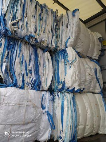 Worki Big Bag 97x97x130cm ( używane) Dobry Stan