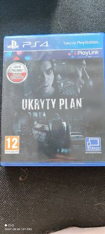 Ukryty Plan PS4 PlayStation 4 PS4 PL