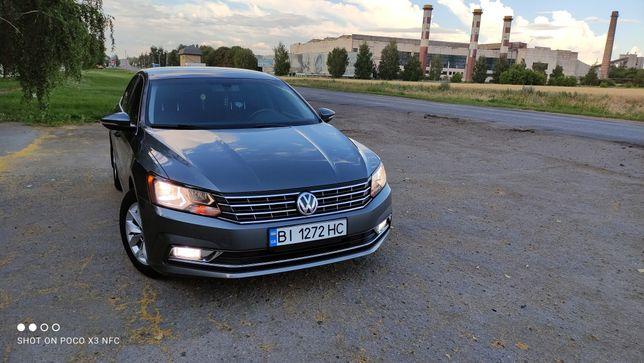 Volkswagen Passat B8 TSI