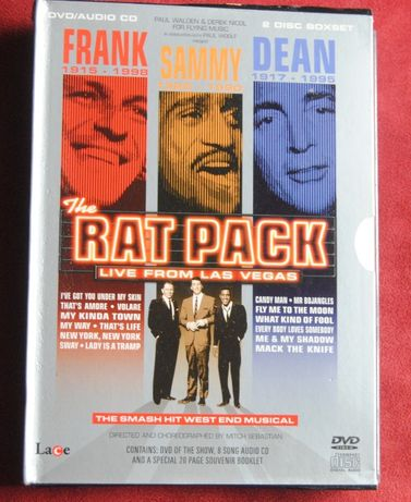 The Rat Pack*Live From Las Vegas/DVD