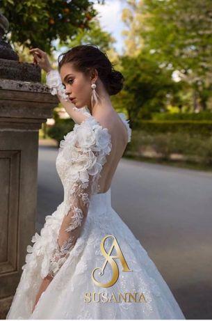 """Пошив свадебных и вечерних платьев  от «Susanna""""Свадебное платье."""