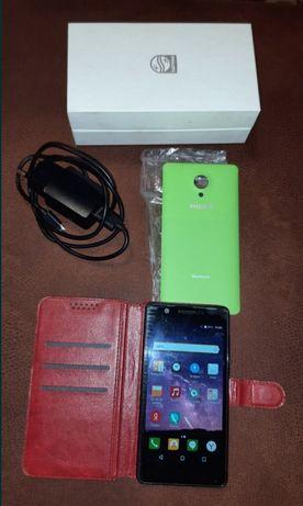 Смартфон мобильный телефон philips s368 xenium