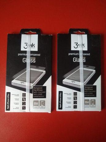 Szkło hartowane firmy 3MK do telefonu IPHONE 8+ plus , 2szt TANIO