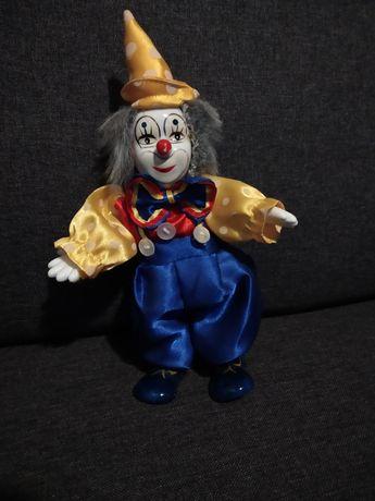 Porcelanowy klaun, lalka