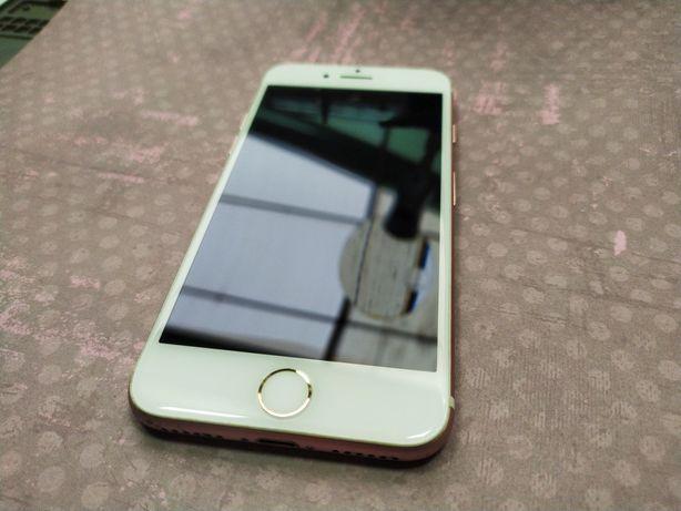 iPhone 7 128gb розовое золото