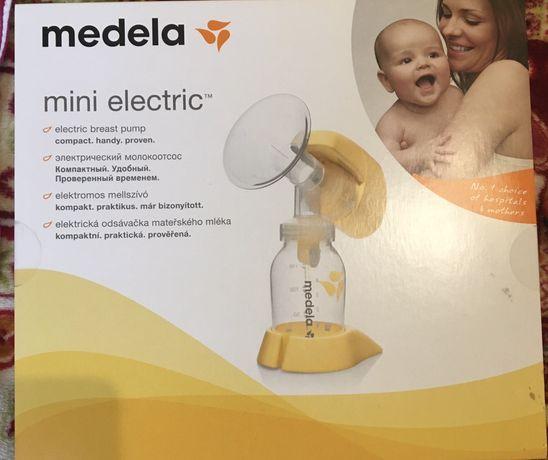 Молоковідсмоктувач , молокоотсос , електричний Medela