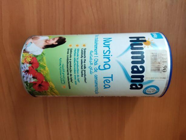 Чай для усиления лактации Humana Nursing Tea 200г