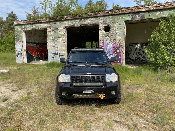 Jeep Grand Cherokee S-Limited OFF ROAD