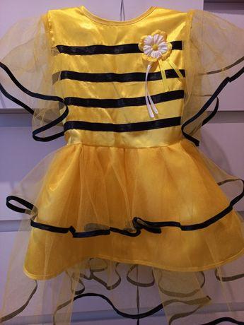 Платье пчелки 3-4 года