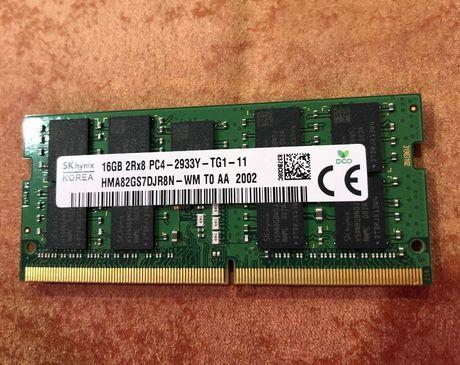 Память для ноутбука SODIMM MA82GS7DJR8N-WM 16GB DDR4-2933 Hynix