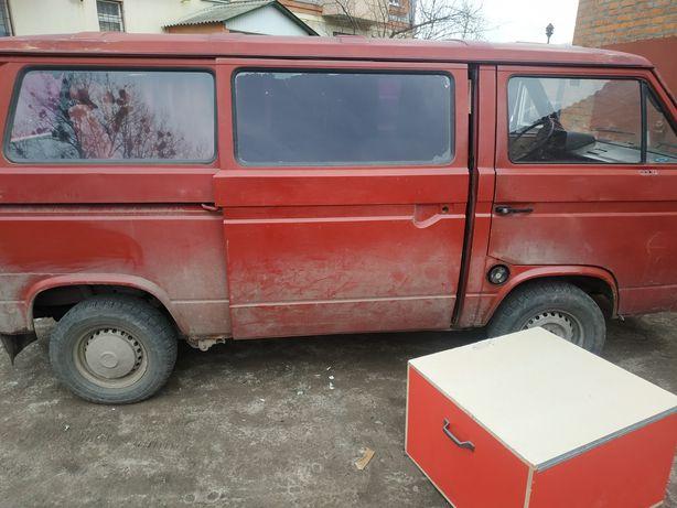 Продам автомобиль Фольксваген т 3 (вантажний)
