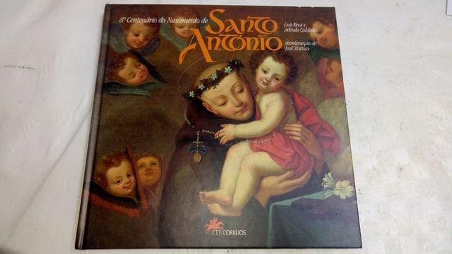 Livro 8º Centenário do Nascimento de Santo António