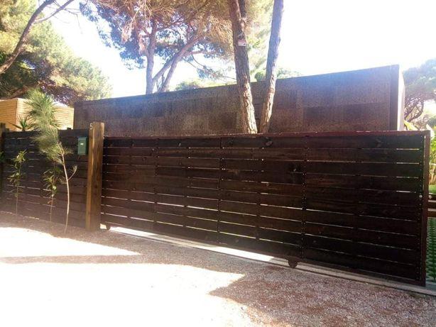Quinta do Zimbral - Terreno 298 m2 casa sustentável/contentor marítimo