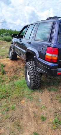 Jeep grand cherokee zg