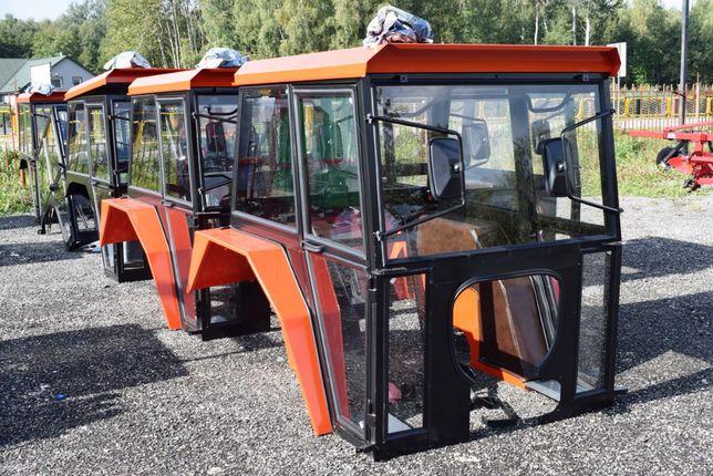 Kabina ciągnikowa URSUS C360 C330 bez błotników z błotnikami dach
