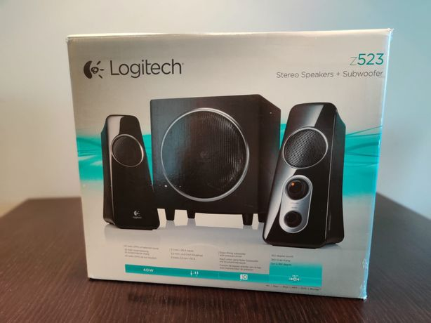 Głośniki Logitech 2523