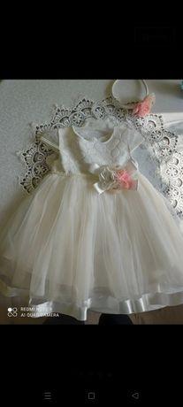 Sukienka balowa dziewczeca