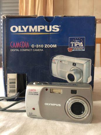 Máquina fotográfica digital Olympus