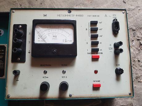 Мегаомметр Ф4100