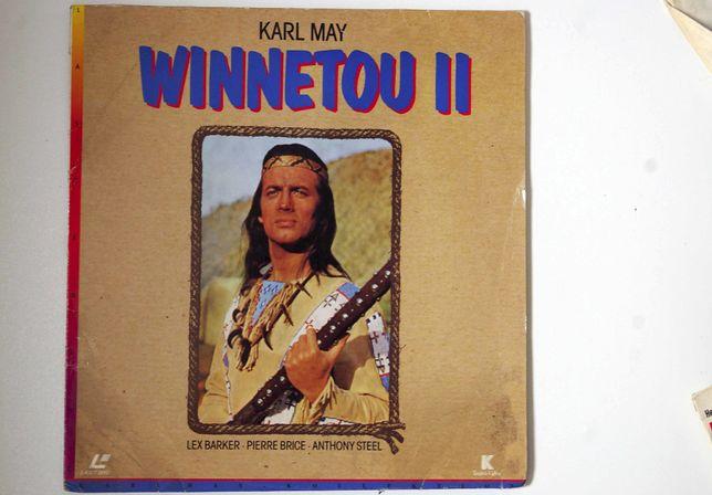 LaserDisc Winnetou II