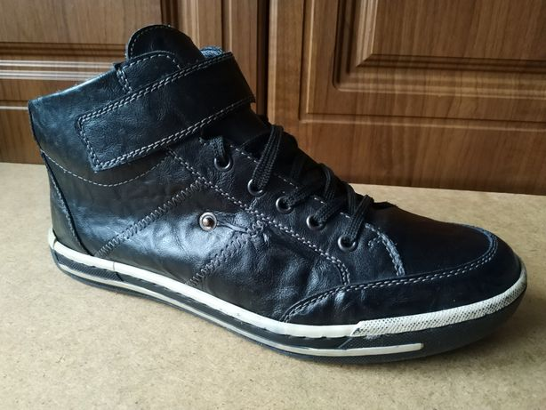 Ботинки Rieker 44 кроссовки ecco clarks geox timberland