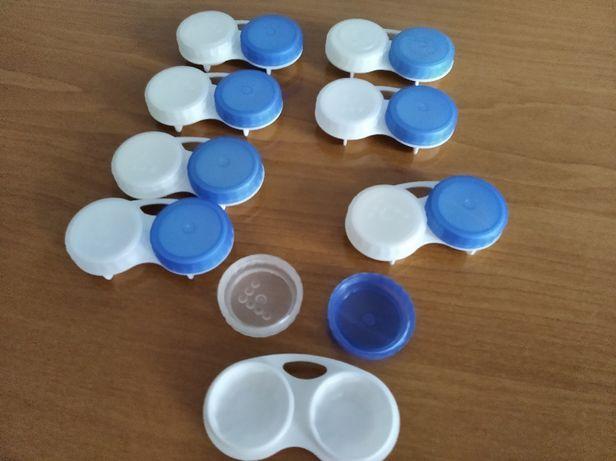 Контейнеры, футляры для хранения контактных линз