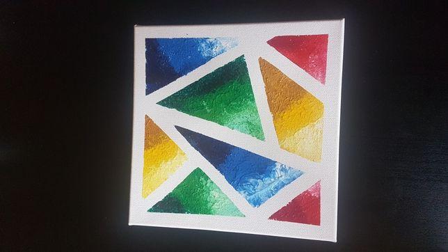 Obraz geometria