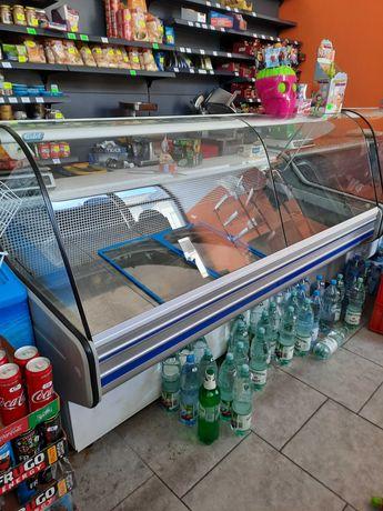lada chłodnicza wyposażenie sklepu