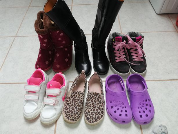 Buty dla dziewczynki rozm. 32