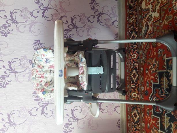 Продам стульчик детский стульчик Chicco polly