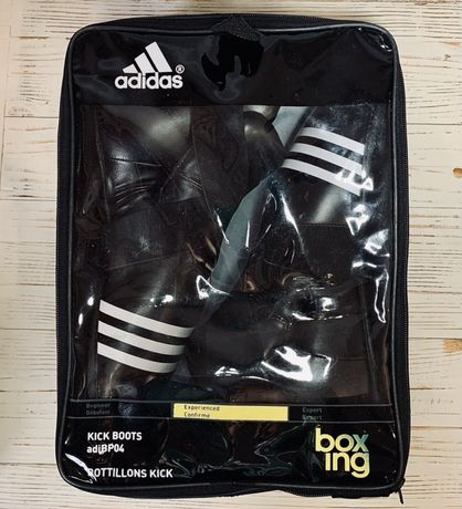 Футы для кикбоксинга KICK BOOTS Adidas Super Safety Kicks