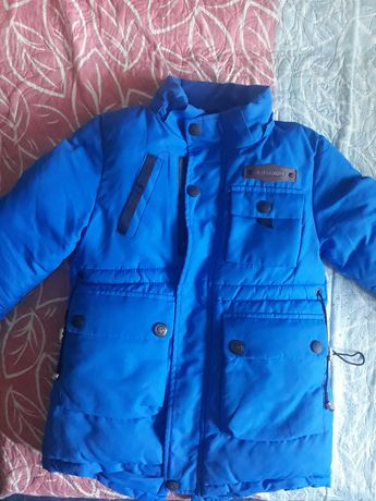 Куртка детская 5-6лет