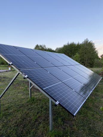 Kompletna instalacja fotowoltaiczna 9.9 kW