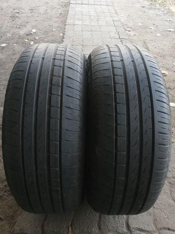 Продам резину 205 55 р16 Pirelli P7 2шт.