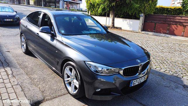 BMW 320 Gran Turismo d Auto Pack M