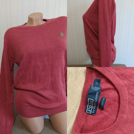 Джемпер/свитер/кофта люкс бренда Polo Ralph Lauren